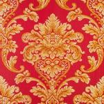 Chateau monogramme rubis