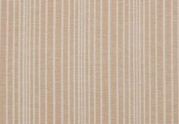 Damask stripe cream