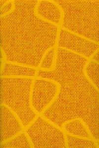 Fondue orange