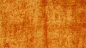 Fortune velour apricot orange