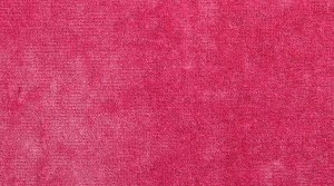 Fortune velour pink flambe