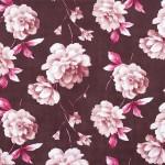Furor flower bordo