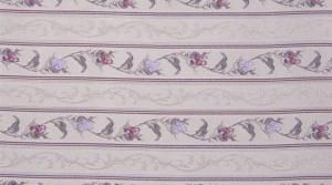 Marie Antoinette viola stripe