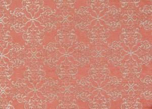 Sari lace coral