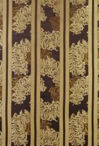 Valeri stripe brown