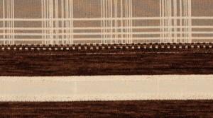 Yaren stripe chocolate